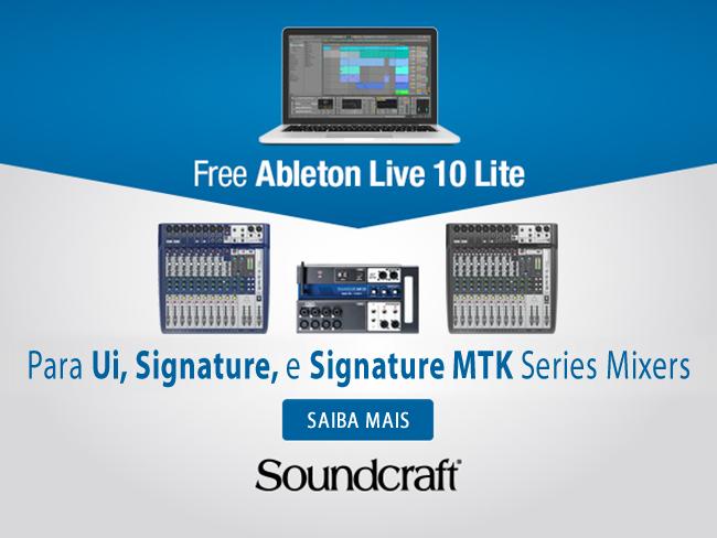 Download Gratuito de Software para Consoles SoundCraft!
