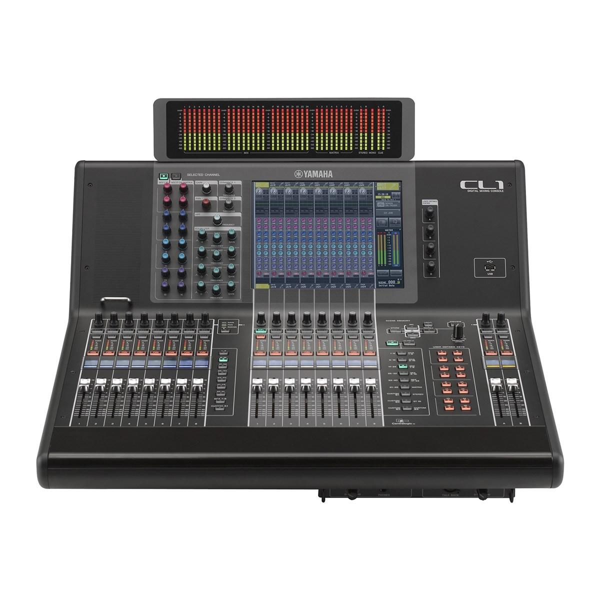 série-CL-Yamaha-mesa-de-som-digital-cl1