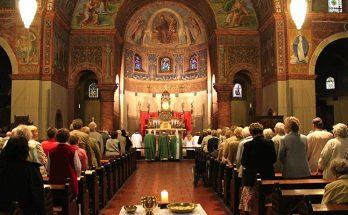 Reverberação em igrejas