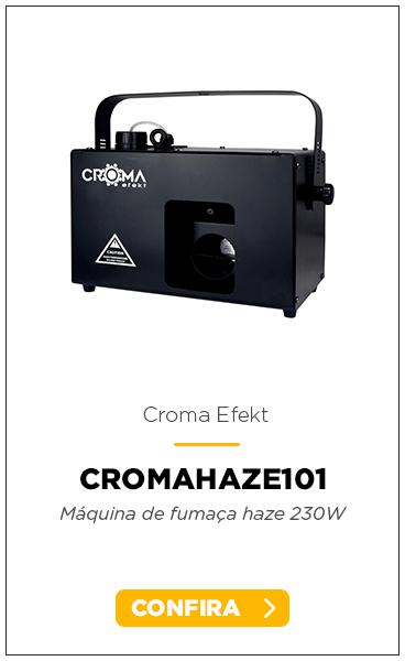 máquina haze cromahaze101