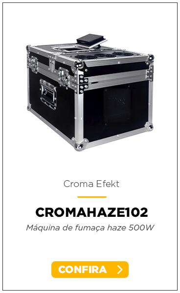 máquina haze cromahaze102