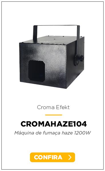 máquina haze cromahaze104