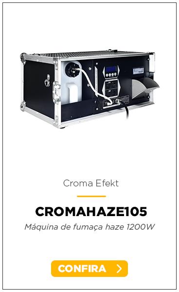 máquina haze cromahaze105